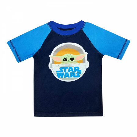 Star Wars The Mandalorian The Child 2-Piece Swimwear