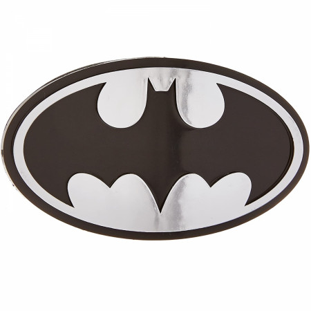 Batman Chrome Car Emblem