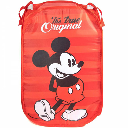 Mickey Mouse Pop Up Laundry Hamper