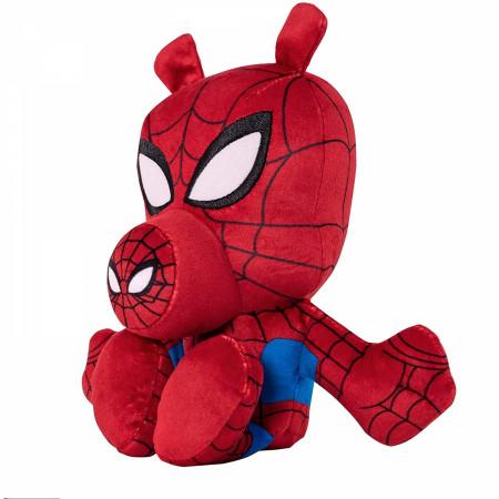 Marvel Spider-Ham 8 Inch Kuricha Sitting Plush Doll