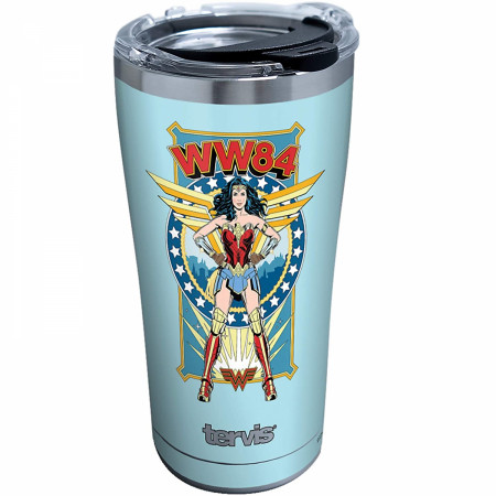 Wonder Woman Retro WW84 20 oz. Stainless Tervis® Tumbler