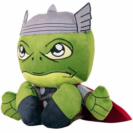 Marvel Frog Thor 8 Inch Kuricha Sitting Plush Doll