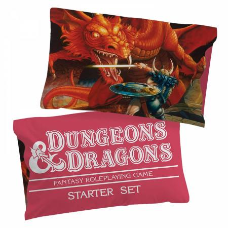 Dungeons & Dragons Reversible Pillowcase
