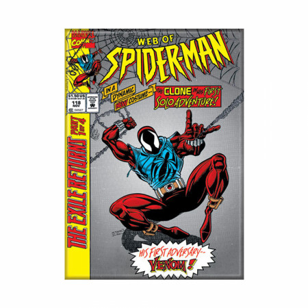Web of Spider-Man #118 Magnet