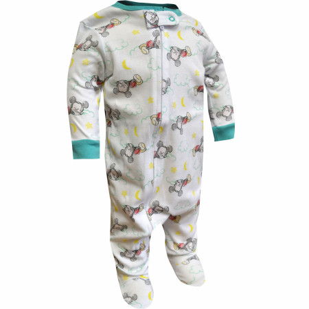 Disney Mickey Mouse Sleeping Baby Bodysuit