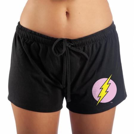 The Flash Women's Sleep Shorts