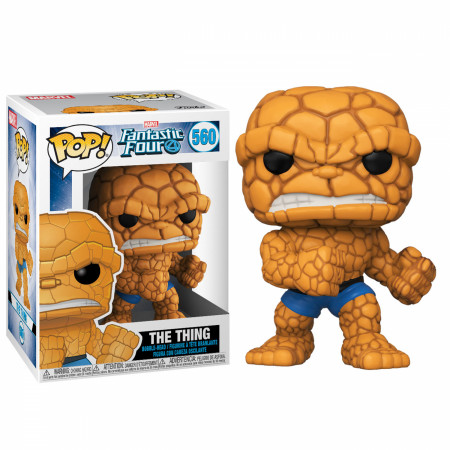 Funko Pop! Marvel: Fantastic Four - The Thing