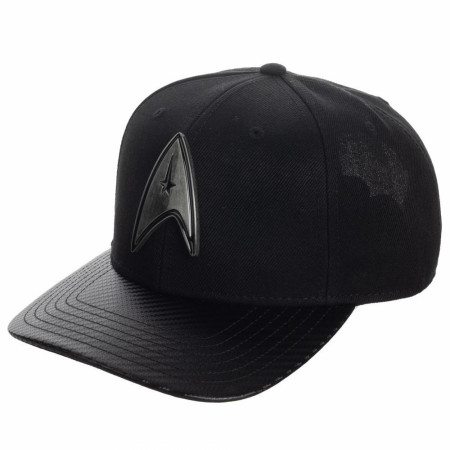 Star Trek Metal Weld Pre-Curved Snapback