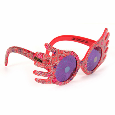 Harry Potter Luna Lovegood Spectre Specs Glasses