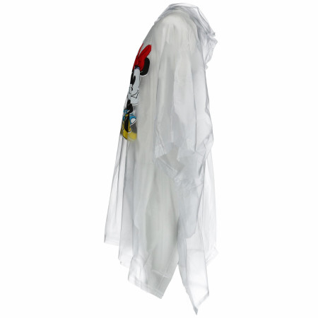 Mickey and Minnie Youth Clear Poncho