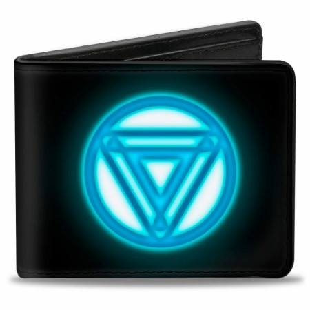 Iron Man Arc Reactor Wallet
