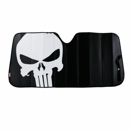 Punisher Windshield Car Visor Sunshade