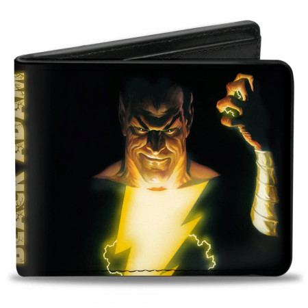 Black Adam Justice Society of America #23 Wallet