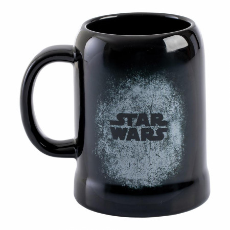 Star Wars Episode 9 Kylo Ren Heat Reactive 20 oz. Ceramic Mug