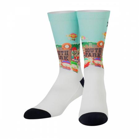 South Park Socks