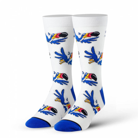 Froot Loops Follow Your Nose Toucan Sam Socks