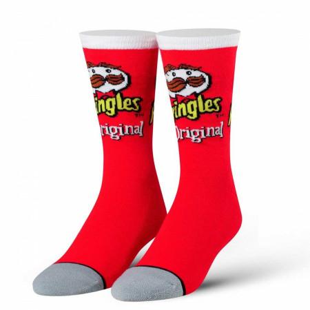 Pringles Original Potato Chips Red Socks