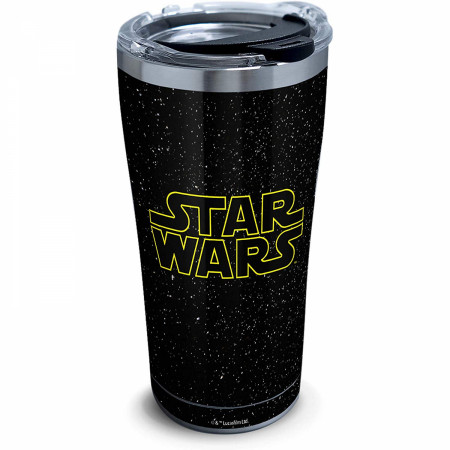 Star Wars Classic Logo 20 Ounce Stainless Steel Travel Mug