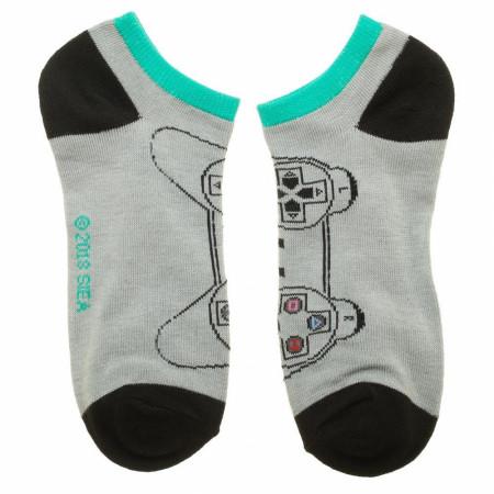 Sony PlayStation 3 Pair Ankle Socks