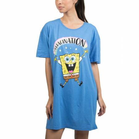 Nickelodeon Spongebob Squarepants Night Shirt