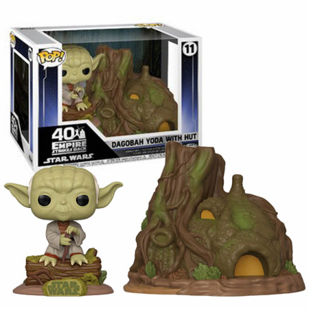 Star Wars Yoda Hut Funko Pop!