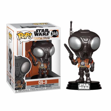 Star Wars Mandalorian Q9-Zero Mandalorian Funko Pop!