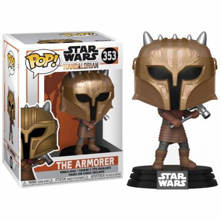 Star Wars Mandalorian The Armorer Funko Pop!
