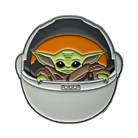 Star Wars The Mandalorian The Child Cradle Pod Lapel Pin
