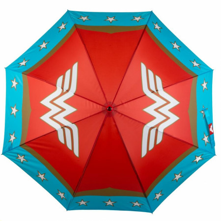 Wonder Woman Sword Handle Full Size Umbrella