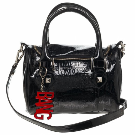 Harley Quinn Barrel Handbag Purse