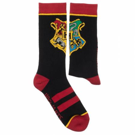 Harry Potter Hogwarts Crew Socks