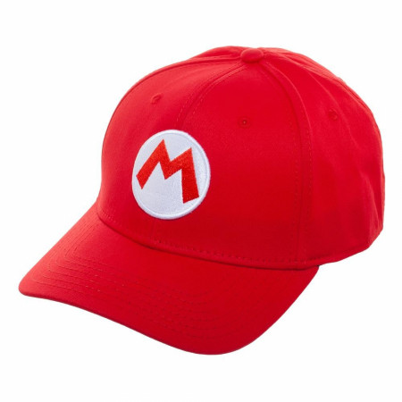 Nintendo Super Mario Bros. Flex Fit Hat
