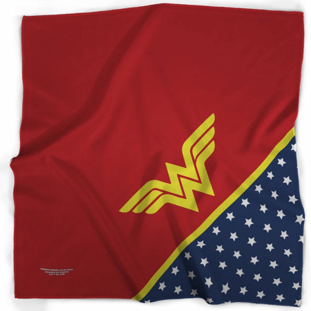 Wonder Woman Bandana