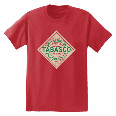 Tabasco Sauce Red T-Shirt