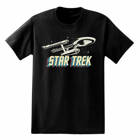 Star Trek Ship Logo T-Shirt
