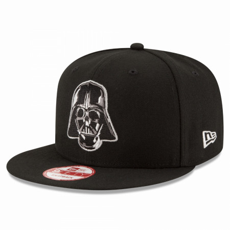 Star Wars Darth Vader Head New Era 9Fifty Adjustable Hat
