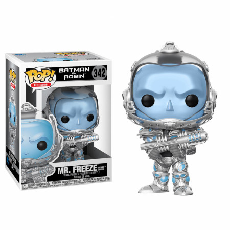 Batman & Robin Movie - Mr. Freeze Funko Pop! Figure