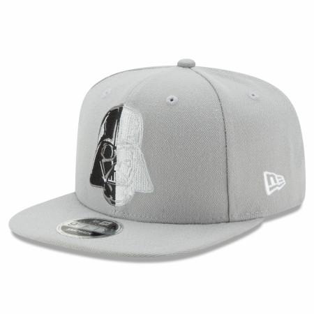 Star Wars Darth Vader Split Face Helmet New Era 9Fifty Adjustable Hat