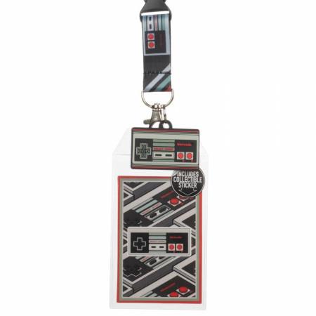 Nintendo Controller Lanyard
