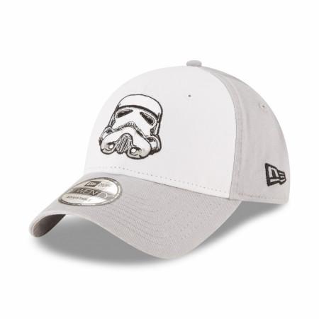 Star Wars Stormtrooper Helmet New Era 9Twenty Adjustable Hat