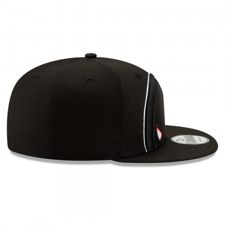 Deadpool Symbol Color Trim New Era 9Fifty Adjustable Hat