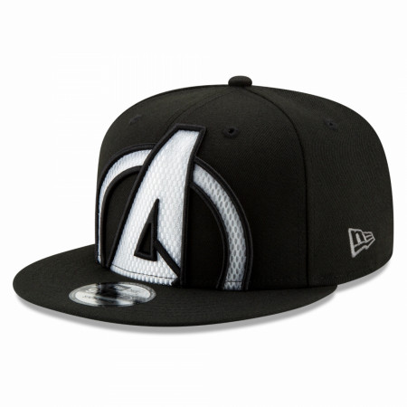 Avengers Symbol Color Trim New Era 9Fifty Adjustable Hat