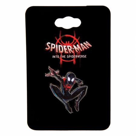 Spider-Man Miles Morales Lapel Pin
