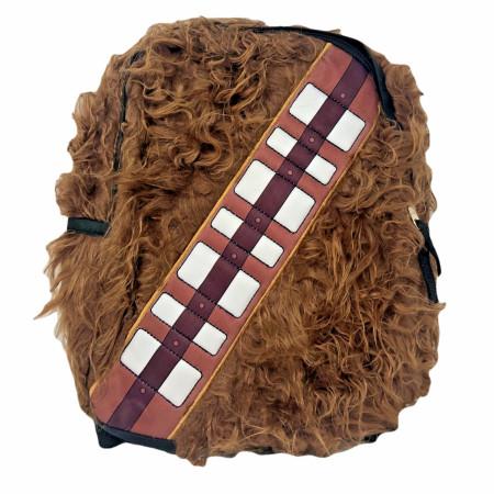 """Star Wars Chewbacca 12"""" Plush Backpack"""