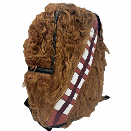 "Star Wars Chewbacca 12"" Plush Backpack"