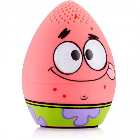 SpongeBob SquarePants Patrick Bitty Bombers Bluetooth Speaker
