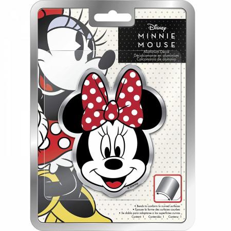 Disney Minnie Mouse Aluminum Decal