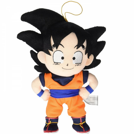 "Dragon Ball Goku 8"" Plush Toy"