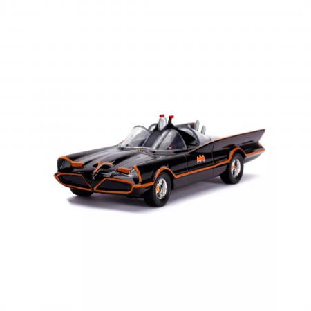 Batman 1966 Classic Batmobile Diecast Metal Movie Car by Jada Toys