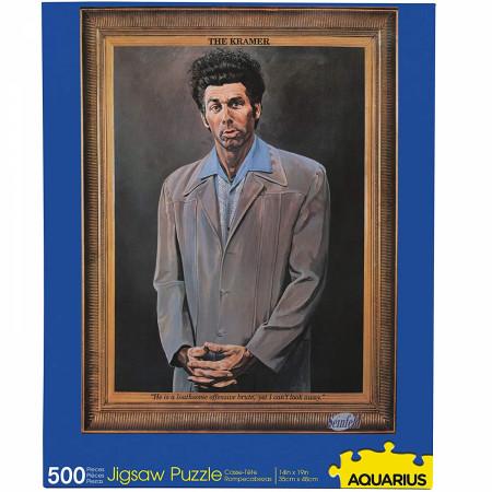 Seinfeld The Kramer 500-Piece Jigsaw Puzzle